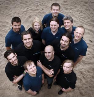 Das Team von shopwarehosting.de
