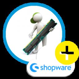 +2 GB RAM für einen Shopware-Cloudserver